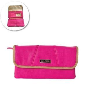 MICHE Soft Wallet - Pink